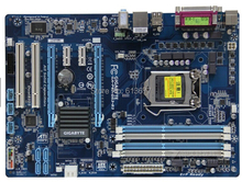 Free shipping 100%original motherboard for Gigabyte GA-P67-DS3-B3 DDR3   LGA 1155  P67 desktop mainboard