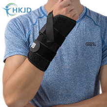 Free Shipping Orthopedic Hand Brace Wrist Support Splint Carpal Tunnel Syndrome Anti Injury Fracture Dislocation Sprain