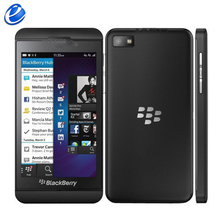 Original Unlocked Blackberry Z10 Dual core GPS WiFi 8.0MP camera 4.2 inch Touch Screen 16G storage cell Phones free shipping(China)