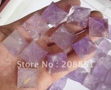 10 TINY NATURAL AMETHYST QUARTZ CRYSTAL PYRAMIDS, Wholesale  Price,Free Shipping