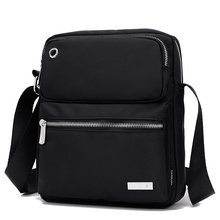 Men Nylon bag 2017 New fashion men's shoulder & Crossbody Bags high quality casual messenger bag men's travel small bags