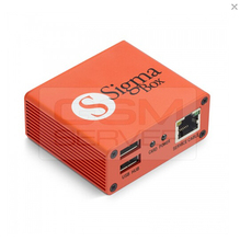 newest version 100% Original Sigma Box+9cables and repair for Nokia,ZTE,Huawei(China)