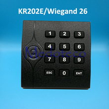 Buy 10pcs wholesale KR202E Wiegand 26 Proximity Card Reader Access Control System 125khz Rfid Card Reader Access Slave Reader for $109.00 in AliExpress store
