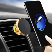 Buy 360 Degree Universal Car Phone Holder Magnetic Air Vent Mount Cell Phone Car Mobile Phone Holder Stand Mobile Phone Accessories for $3.73 in AliExpress store