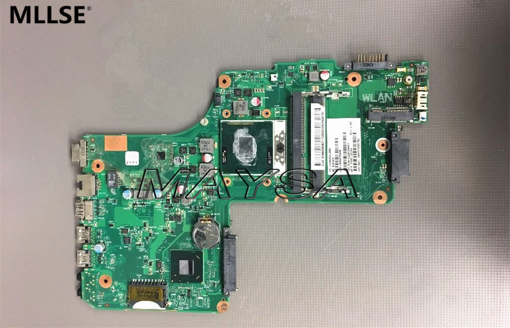 V000275540 Fit For Toshiba Satellite C850 C855 Laptop Motherboard DK10F-6050A2541801-MB-A02 PGA989 SJTNV HM70 DDR3 100% Tested(China)