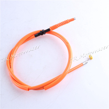 1Pcs Motorcycle Clutch Cable Wire Line For Honda CBR600RR 2003 2004 2005 2006 F5 Colorful Motor Accessories(China)