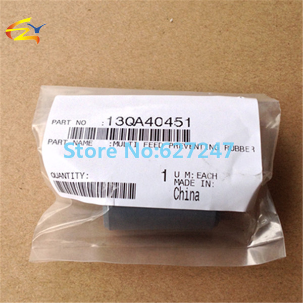 13QA40451 Geniune new K7255 K7272 BH600 BH750 BH601 ADF Double Feed Prevention Rubber  For Konica Minolta Copier <br><br>Aliexpress