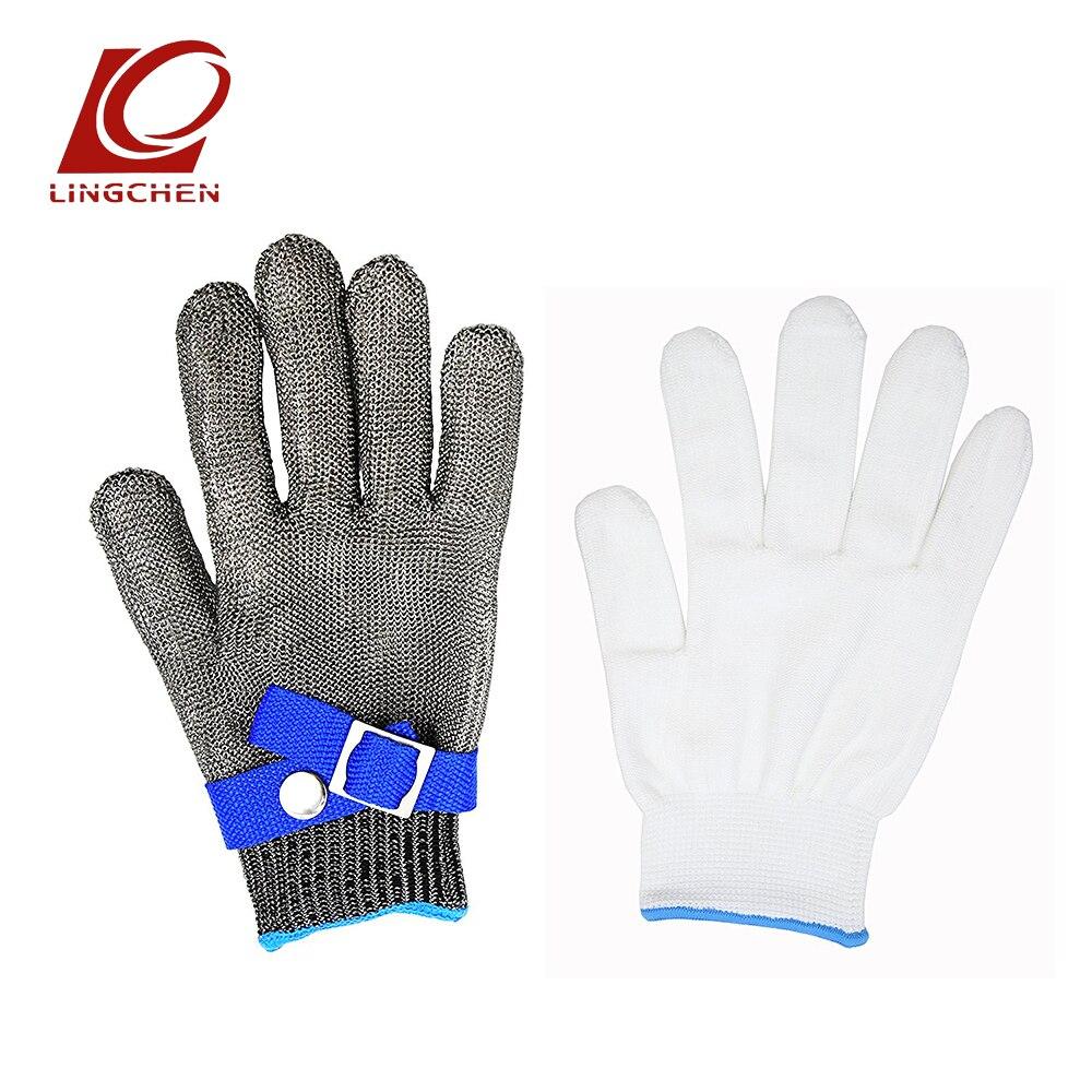 Safety Work Cut Protection Gloves Thermal Slash Resistant Gloves ...