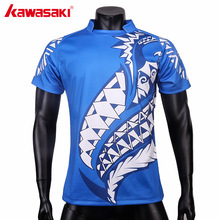 Kawasaki Custom Rugby Jerseys Rugby Shirt Short Sleeve Mens Sports Clothing Best Tops T-Shirts Quick Dry Blue C-RJ0002(China)