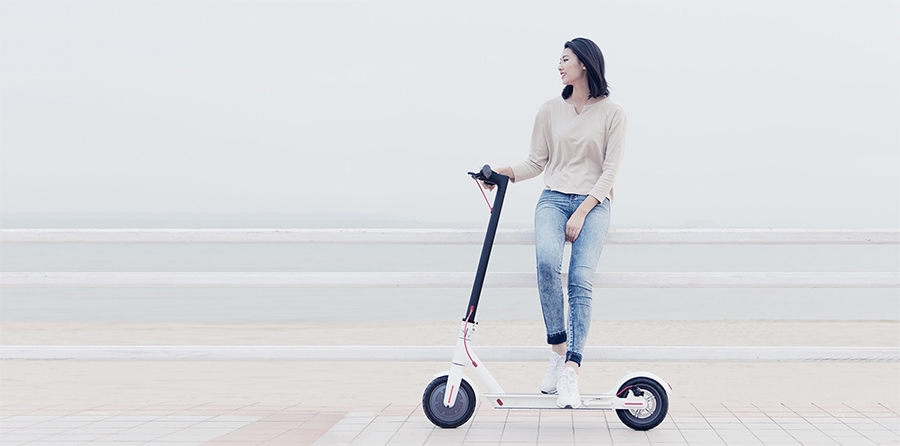 Xiaomi M365 patinete electric scooter longboard hoverboard 30KM mileage with APP  skateboard 2 wheel electric standing scooter