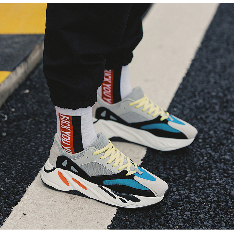 Unseix Air 700 running shoes mens outdoor athletic sport jogging elastic zapatos de mujer comfortable running sneakers 82 Online shopping Bangladesh