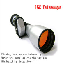 Top Quality Mini Telescope Monocular zoom  camping hunting spotting scope free delivery