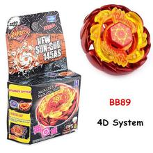 Beyblade Metal Master Metal FUSION FIGHT MASTER RAPIDITY Battle BB89 Sun God Toy