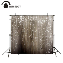 Allenjoy photography backdrop glitter striped wood tree ring backgrounds photobooth photo studio photocall