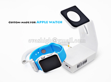 Watch security stand Iwatch display alarm apple watch burglar alarm anti theft holder for watch retail store loss prevention(China)