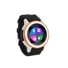Hot sale gps tracking system waterproof android 3G smart watch with wifi and camera(China)