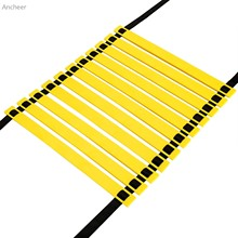 3-5 Meters 8-12 rung Agility Ladder For Soccer Speed Football Fitness Feet Training Soccer training equipment with Carry Bag