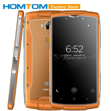 HOMTOM ZOJI Z7 IP68 Waterproof 4G MTK6737 Quad Core Android 6.0 5.0 Inches 2GB RAM+16GB ROM13MP Camera 3000mAh Battery Cellphone