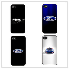 New Popular Planks Ford Logo Mustang  Skin Mobile Phone Bags Hard Case Cover for  samsung Note2 3 4 5 S3 S4 S5mini S6 Edge S7 S7