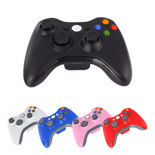 2.4GHz Wireless Controller For XBOX 360 Games Bluetooth Joystick For Microsoft Game Gamepad for XBOX360 Controle Computer(China)
