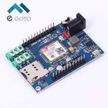 SIM868 Core Board GSM GPRS GPS Bluetooth 4 In 1 Module With Antenna for Arduino 51 STM32 Support Voice Short Message TTS DTMF