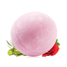Color Random Natural Bubble Bath Bomb Ball Essential Oil Handmade SPA Bath Fizzy Gift for Her 40g  640192