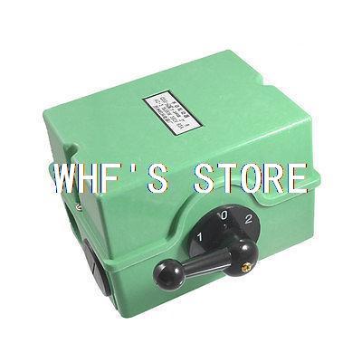 QS5-63P/4 Model AC 380V 18.5KW Reversing Drum Switch Cam Starter<br>