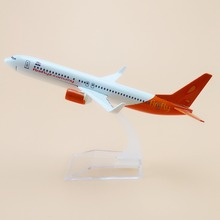16cm Malaysia Fireflyz Boeing 737 B737 800 Airlines  Airplane Model Airways Plane Model Diecast Souvenir Collections