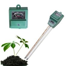 Digital PH Meter 3 in 1 plants Flowers Soil Water Light Tester Sensor Monitor for Aquarium Indoor Garden Plant Flowers PH meter