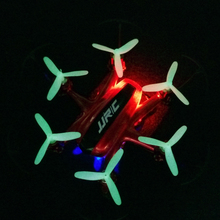 Luminous Propellers For Jjrc H20 Cx-10 Cx-10a Cx-10c Cx-12 Rc Drones Blades Helicopter Accessories Spare Parts Quadcopter Kits