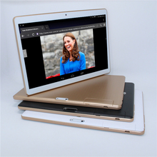NEW! 9.6 Inch MTK6582 Android 6.0 3G phone tablet IPS HD Screen Quad Core 1280*800 3G GSM WCDMA  Phone call PC 16G ROM 1G RAM