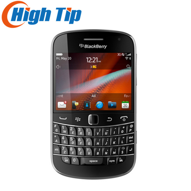 Unlocked Original BlackBerry 9900 Bold Touch Mobile Phone Internal 8GB Memory 3G 5MP Camera Refurbished Smartphone(China)