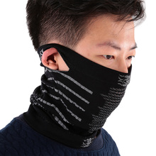 Outdoor Motorcycle Cycling Face Mask Winter Warm Ski Snowboard Hood Windproof Bicycle Bike Cap Thermal Balaclavas Scarf Headband