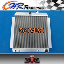 for CHEVY TRUCK PICKUP AT 1948-1954 56mm 3 core aluminum radiator brand new(China)