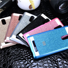 Ringcall Mobile Phone Case For Xiaomi Redmi Note 3 Pro Prime Back Cover Anti Knock Cell Phone Cases Bling Luxury Style Phone
