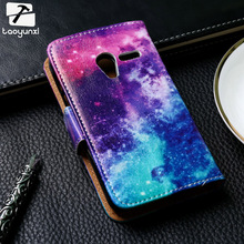 Painted Cases For Alcatel OneTouch Pixi 3 4.0 inch 4013 4050 4013A 4G Version 4013D Case Cellphone Cover Shell Housing Leather