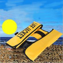new Relefree Life Jacket 5 Sec Automatic Inflatable 150N Buoyancy PFD Swimming Sea Sailing Boating Drifting Surfing Life Vest(China)