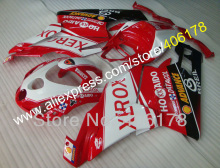Hot Sales,aftermarket 999 749 03 04 Fairing For Ducati 999 749 2003 2004 Xerox Race Fairings kit (Injection molding)