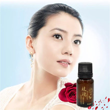1pcs Rose Essential Oils for Aromatherapy with Sweety Fragrance Popular Aromatherapy Rose Oil in 10ml Bottle