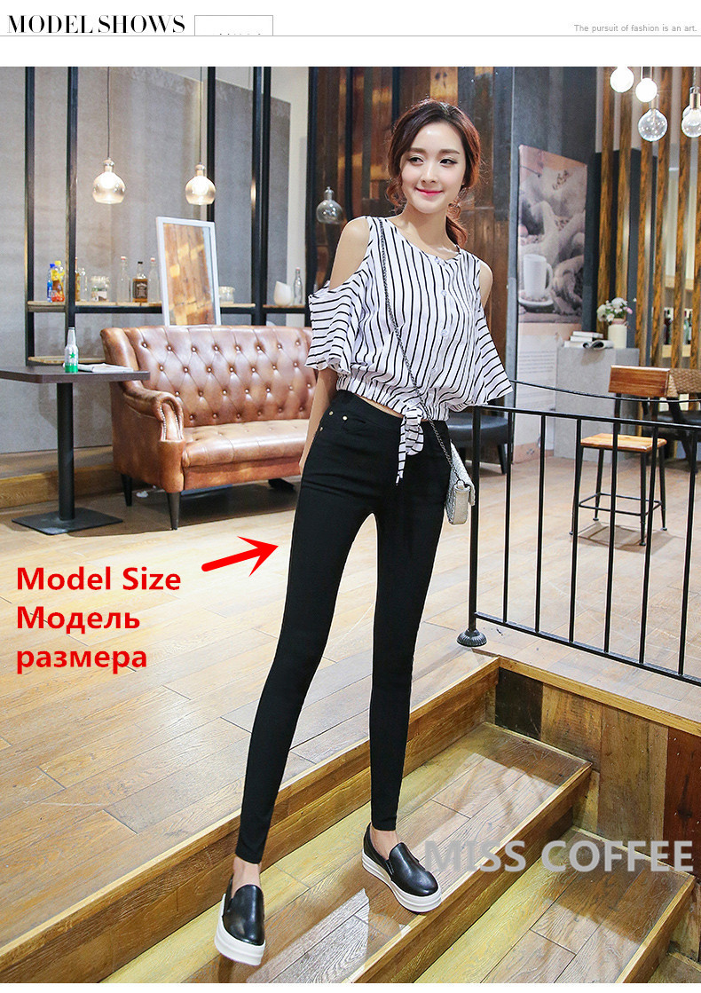 Free Shipping 17 New Autumn Fashion Pencil Jeans Woman Candy Colored Mid Waist Full Length Zipper Slim Fit Skinny Women Pants 3