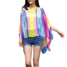 2017 New Design Beautiful cheap Women Chiffon Sunscreen Scarf High Quality Big Size Printed Silk Scarf Shawl ponchos de mulher