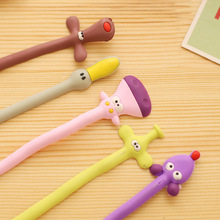 HS 27 Korea Lovely Originality Cartoon Animal Wire Winding Device Long Wire Winding Device Mobile Phone Line Hub