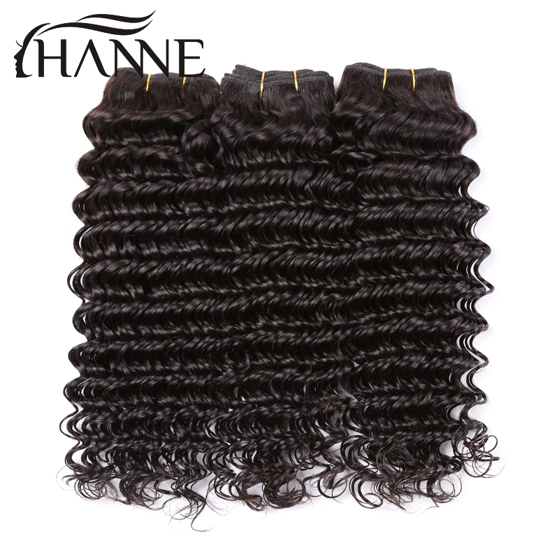 Brazilian virgin hair bundles 3 pcs deep wave hair extension short human hair weave 100% unprocessed human hair weave Bundles<br><br>Aliexpress