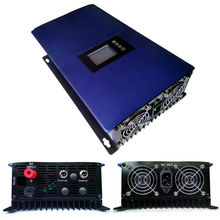 MAYLAR@ LCD 1000W Solar Grid Tie inverter with limiter,MPPT pure sine wave power inverter DC22-60V/45-90V to 110VAC