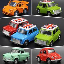 1:36 Diecast Cars Metal Model Car Alloy City Vehicles Toy Brinquedos Thunderbird Car Beetle Car Kids Dinky Toys For Children