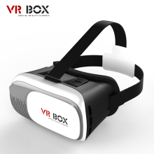 VR BOX II 2.0 Google Cardboard 3D Movie Games Glasses Version Virtual Reality Glass for iPhone 5 6 6s Plus Samsung S7 S6 Edge S5