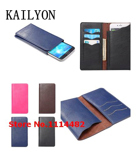 New 4 Colors Wallet Book Style Leather Phone Pouch Case for Zopo ZP920 Credit Card Holder Cases Cell Phone Accessories(China (Mainland))