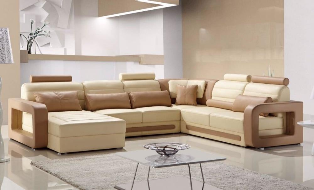 Comfortable Adjustable Genuine leather recliner sofa set & Online Get Cheap Leather Reclining Sofa -Aliexpress.com   Alibaba ... islam-shia.org