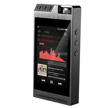 New Hot Luxury & Precision L5 PRO 32G 32Bit/192KHz Portable Player DSD Player sound is high quality(China)