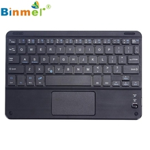 1PC Wireless Bluetooth Keyboard w/ Touchpad For All 7 to 10 inch Android Windows Tablet For Verizon Ellipsis 7 Inch, Winbook TW7(China)